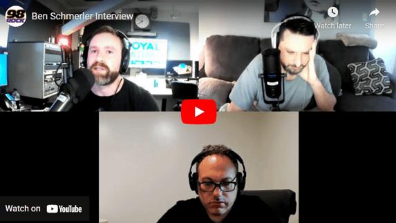 98Rock Interview