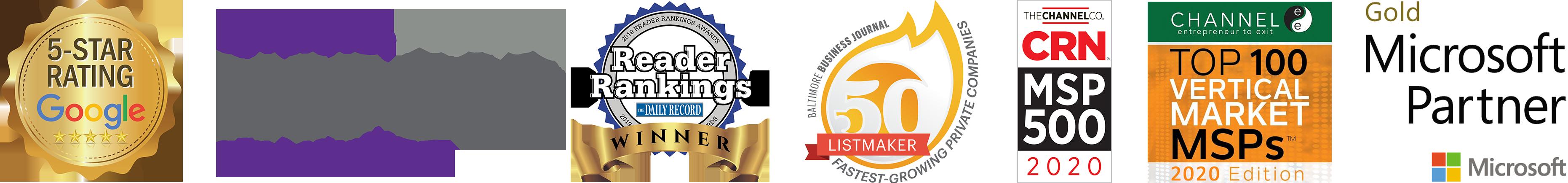 DP Solutions Award Winning MSP