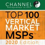 Channele2e Top 100 Vertical Market MSPs2020