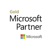 Microsoft Gold Stacked