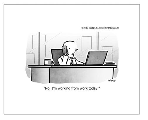 June Cartoon