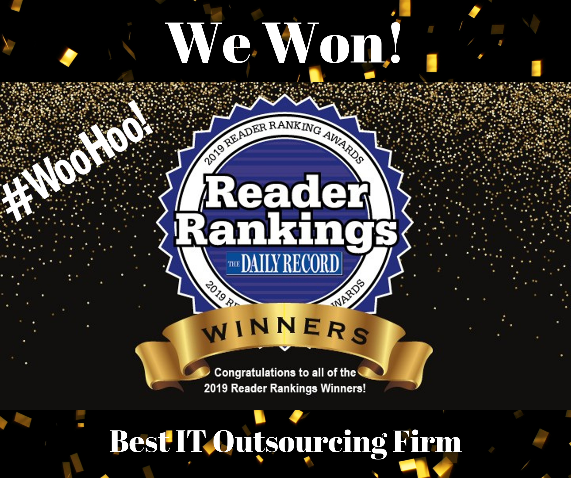 Reader Rankings Winning