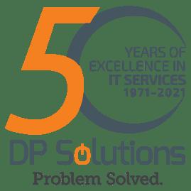 Verticle 50th Logo