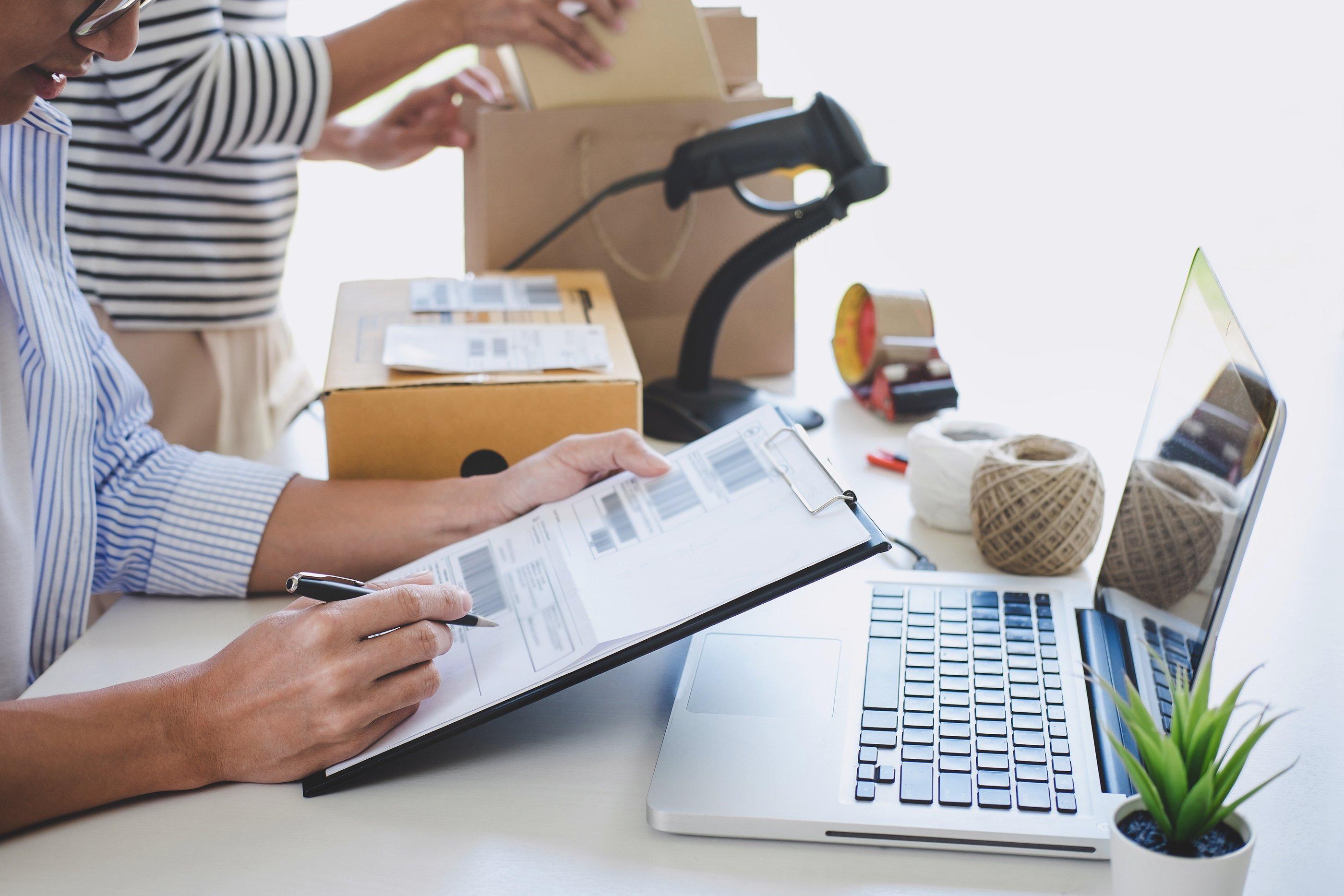 bigstock-Shipment-Online-Sales-Small-B-289515274